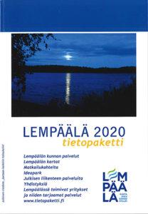 Lempäälä 2020- tietopaketti kansikuva